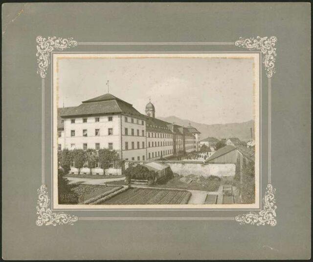 Klostergebäude, Nordseite