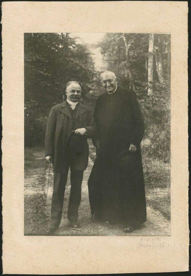 P. Odilo (Emil Adolf) Ringholz von Baden-Baden