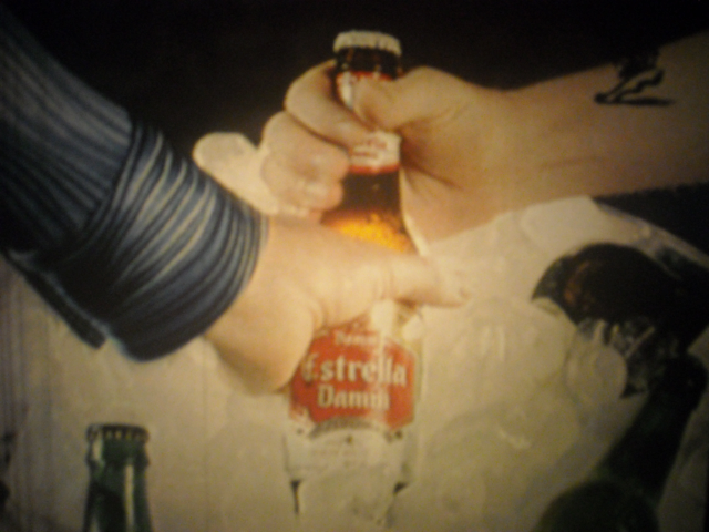 Estrella Damm: My Beer