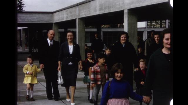 1. Schultag, 26.04.1965