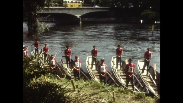 Jubiläum Pontonierfahrverein, 22.8.1980