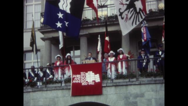 Jubiläum Eidg. Turnverein ETV, 5./6.6.1982