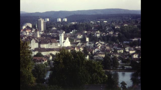 Lebendiges, schönes Aarau