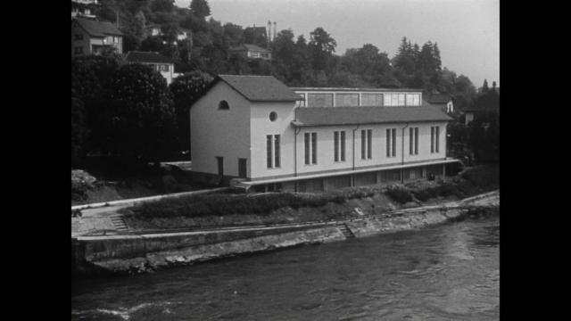 Bau Trafo-Station beim IBA-Verwaltungsgebäude