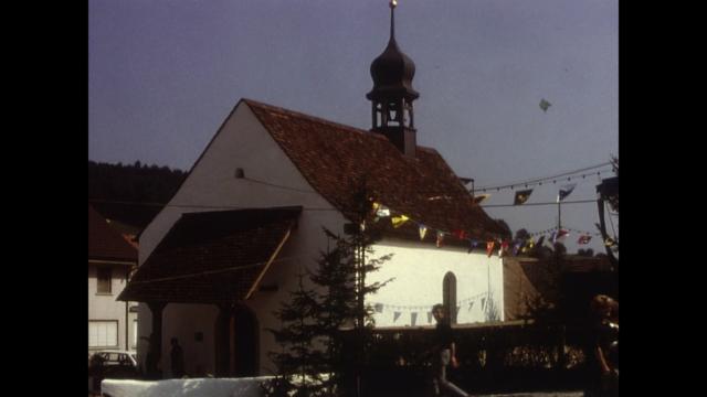 Kappellenfest, 31.8.-2.9.1979