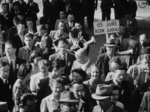 """""""Firmenausflug vom 24.8.1944, Vierwaldstättersee"""", Firmenjubiläum 125 Jahre"""