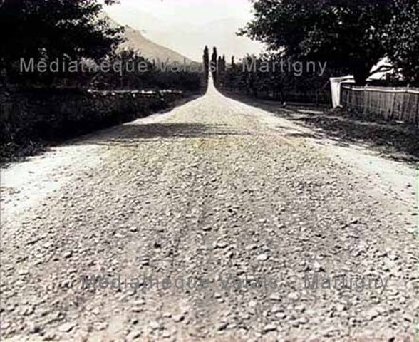 [Route Martigny-Charrat]