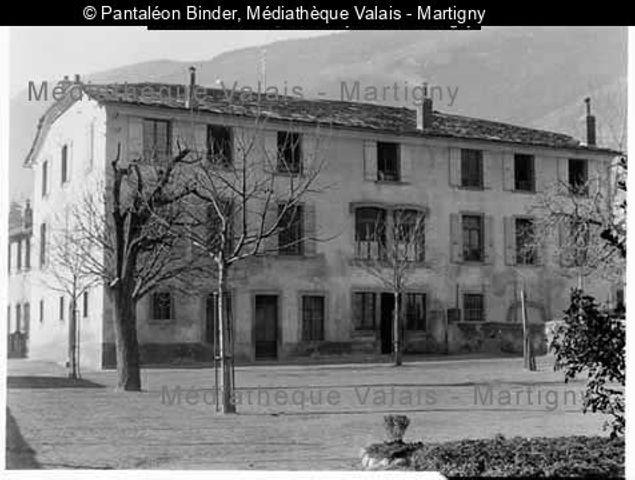 [Collège Sainte-Marie, Martigny]