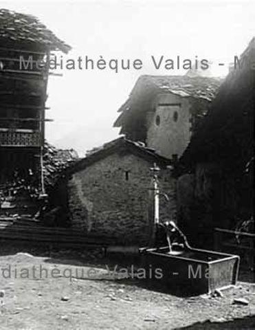 [Maison communale d'Hérémence, Val d'Hérens]