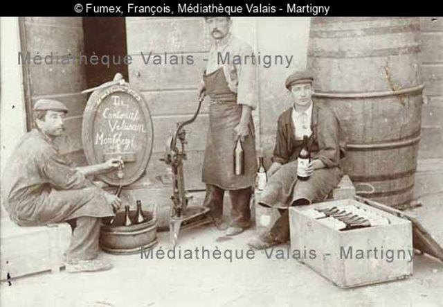 Tir cantonal valaisan, Monthey 21-29 juin 1903