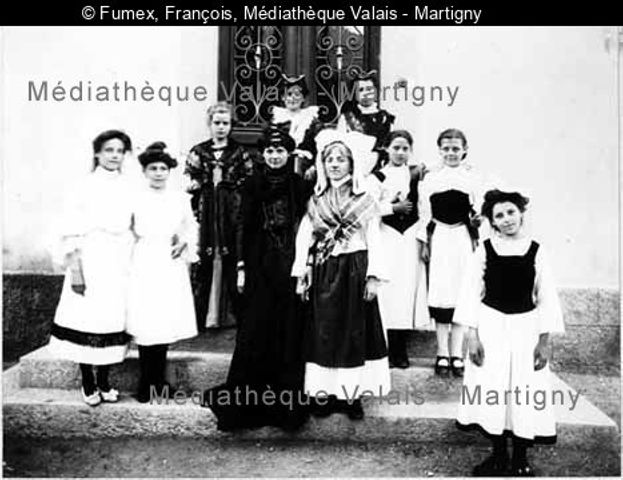 Pensionnat St Joseph, [Monthey]