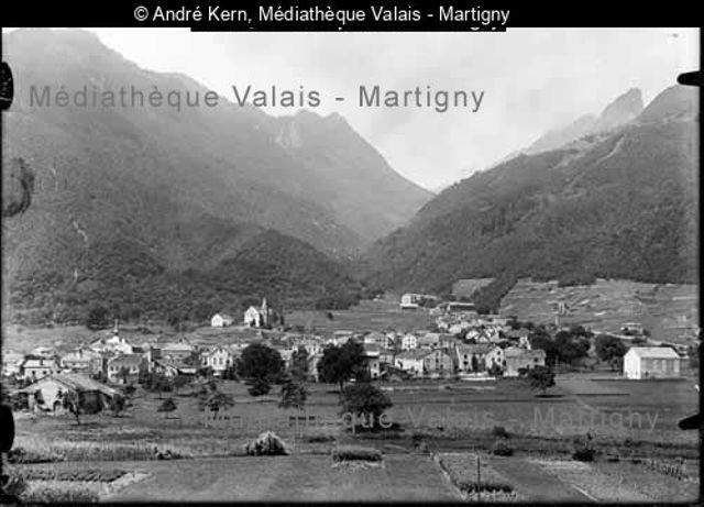 [Village de Vouvry]
