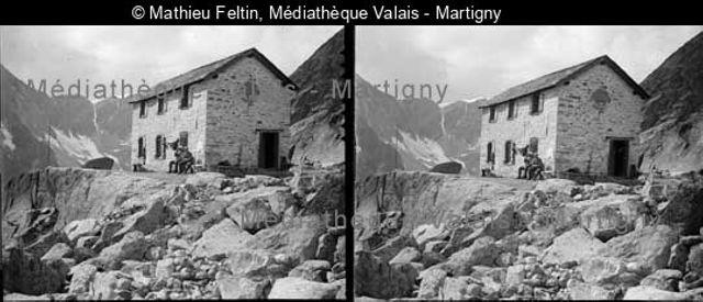 Cabane du Mountet [val d'Anniviers]