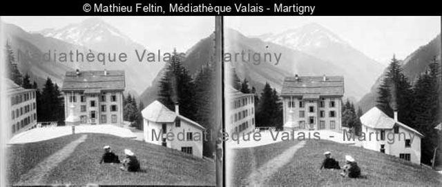 Hôtel Alpenclub, vallée de Manderane