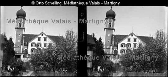 Rheineck, église