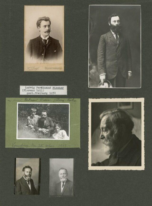 Ferdinand Fischer und spätere Freunde
