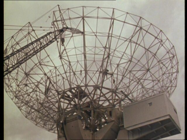 Master der Bildplatte 11 B – Bildplatte aus dem Bereich Telekommunikation 1994 / Videodisk Kulturgüterschutz 11 (Seite B)