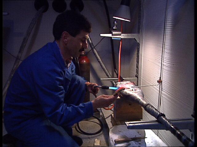Montagetechnik Leitungsnetze: Muffentechnik