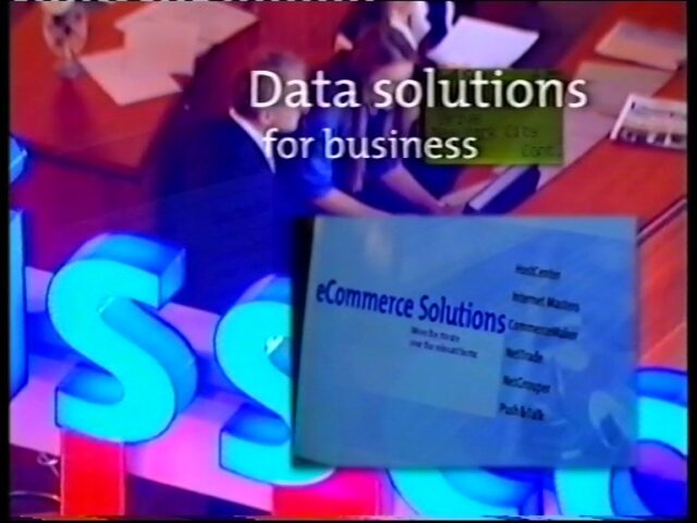 Swisscom Company Profile 2001