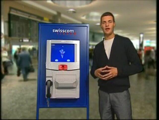 Werbespot Swisscom Fixnet 'Webpayphone'