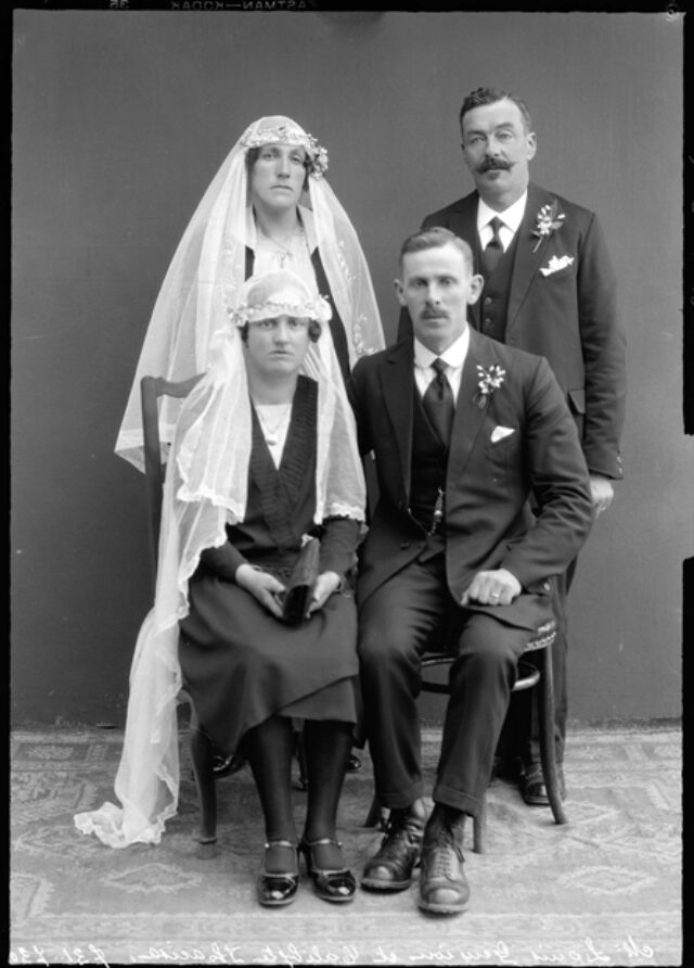 Couples Louis Gremion et Calibyte Pharisa, Epagny