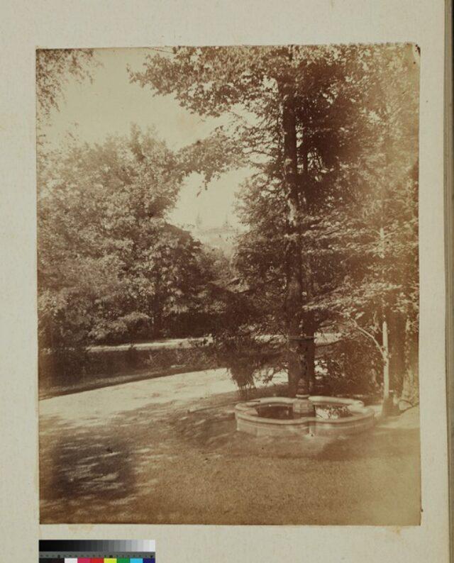 Lausanne, avenue de l'Elysée, chalet Colibri (P.2.D.2.09.10.006)