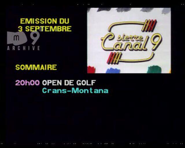 Emission du 03.09.1994
