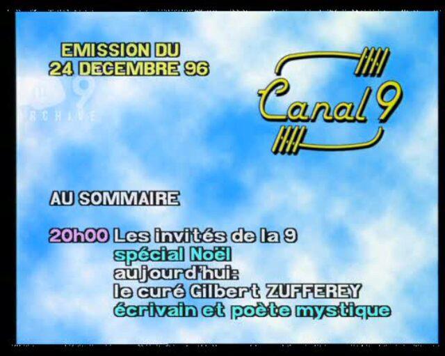 Emission du 24.12.1996