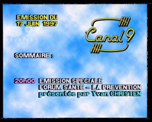 Emission du 17.06.1997