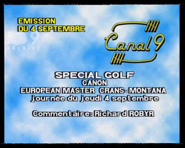 Emission du 04.09.1997