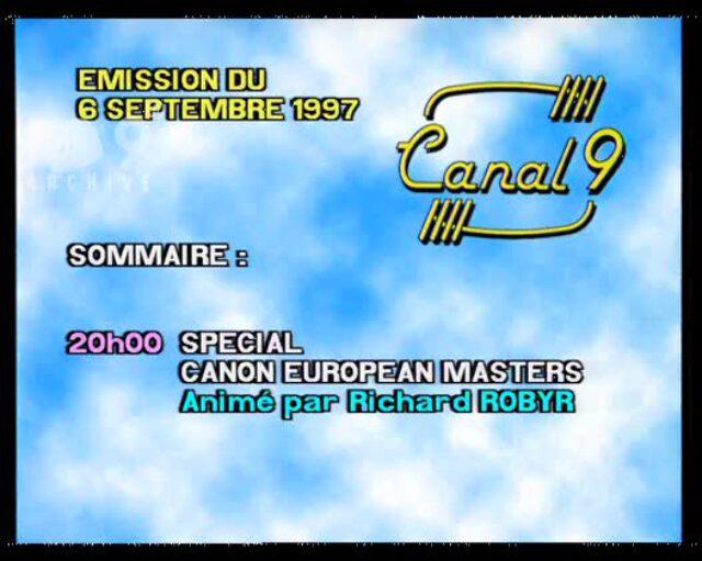 Emission du 06.09.1997