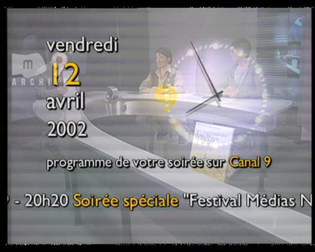 Emission du 12.04.2002 (1/4)