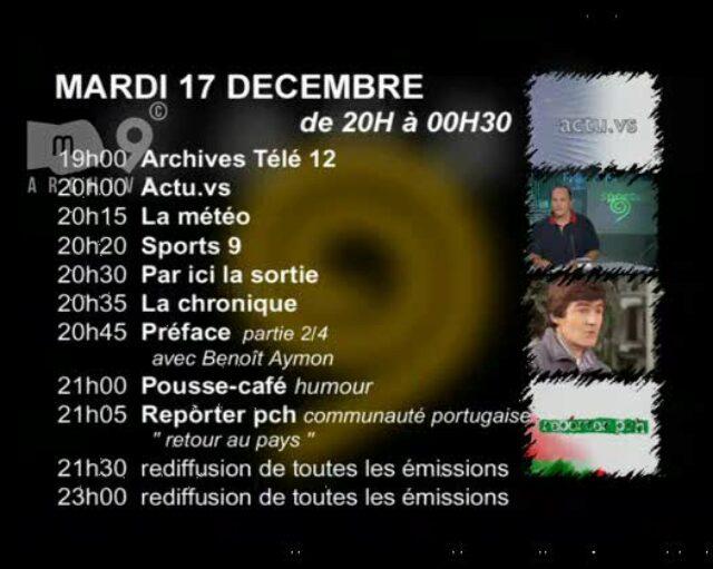 Emission du 17.12.2002