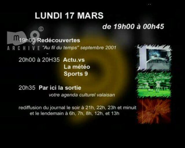 Emission du 17.03.2003