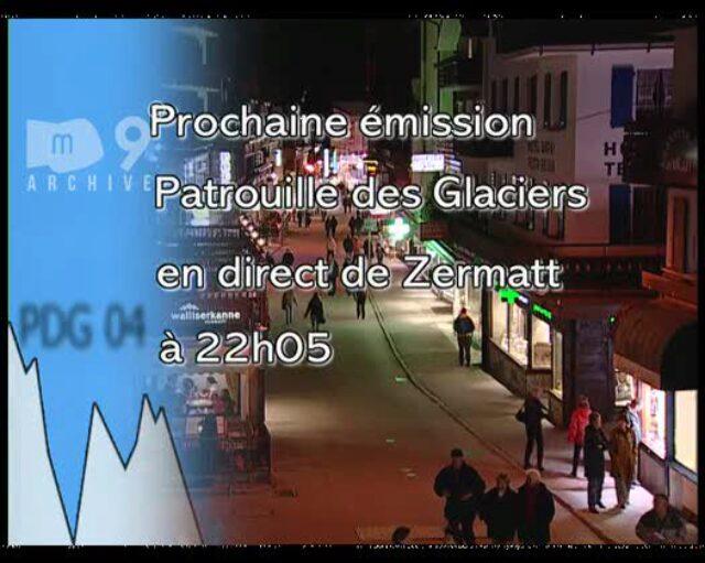Emission du 23.04.2004 (3/3)