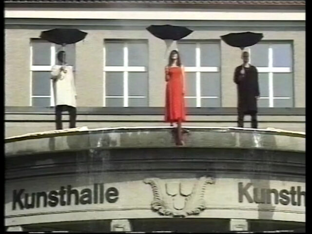 Killing me softly. Kunsthalle Bern 1999