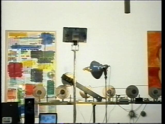 Walthert und Vittali. Ausschnitte aus: Fabrikschaften. Ausstellung und Performances Kunsthalle Bern, Kunstmuseum Thun