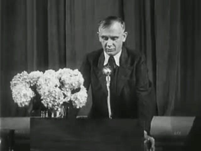 SMUV-Konferenz in Bern, 15. Juli 1944