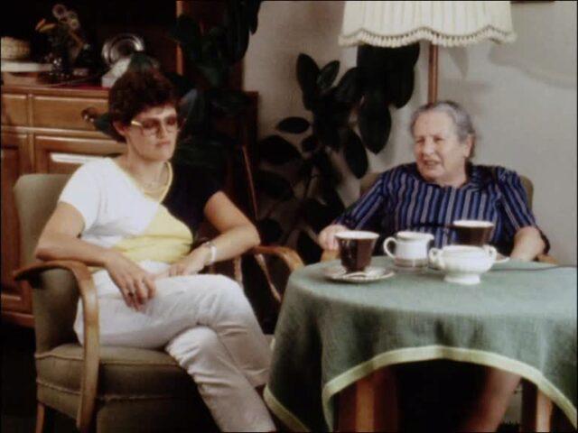 """""""...ausser man tut es"""" Sendung über die Pro Senectute vom 14.10.1984"""