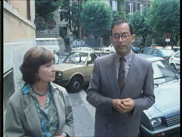 """Treffpunkt vom 28.10.1987; """"Alt sein in Rom – Ein Bericht über das Centro Sociale degli Anziani"""""""