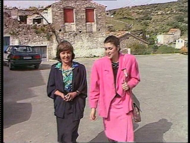 """Treffpunkt vom 23.03.1989; """"Unbekanntes Griechenland"""" (2/3)"""