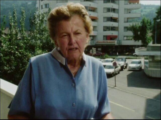 """Treffpunkt vom 01.12.1988; """"Senioren-Wohngemeinschaften Dornbirn"""""""