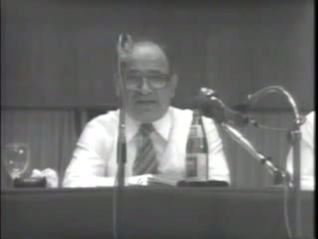 39. ordentlicher GTCP Kongress am 29. und 30. Sept. 1978 in Luzern, Teil V