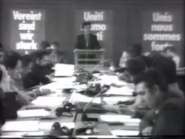 Landesdelegiertenversammlung GBH - 01.12.1979