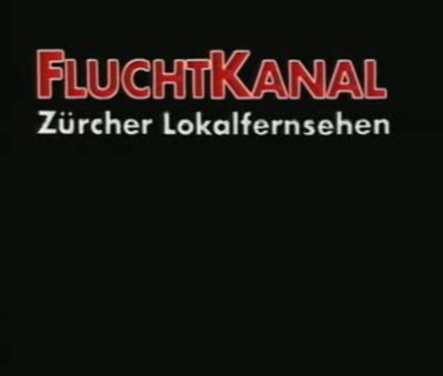 """""""Fluchtkanal"""", 5. Sendung vom 4. Juli 1988 (Teil 2/2): Und jetzt - Abhauen und Ankommen"""