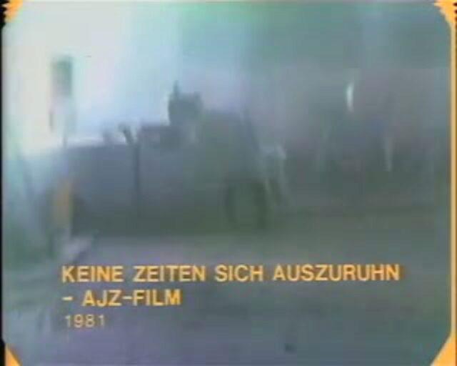 Freeze Dokumentation einer Geschichte<br />Videoladen 1976-85 (Teil 2/3)