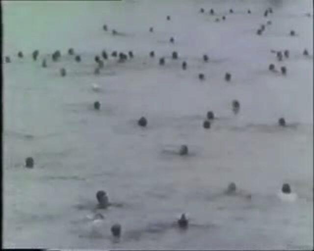 Schwimmdemo