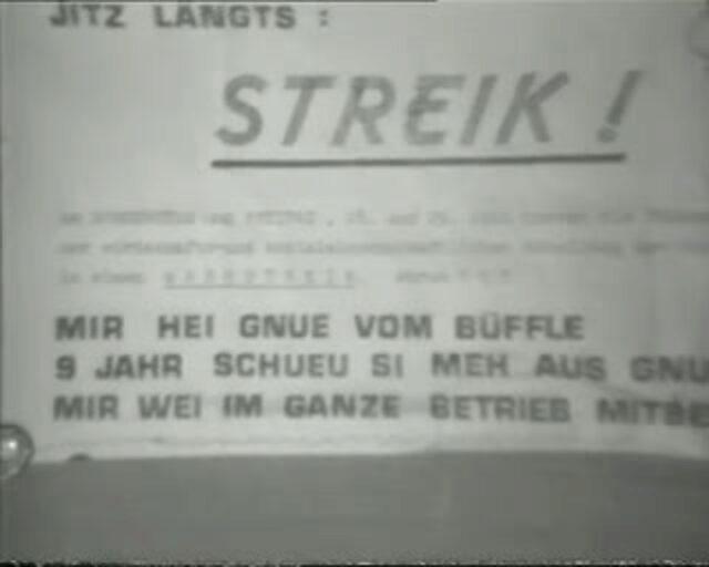 Uni-Streik