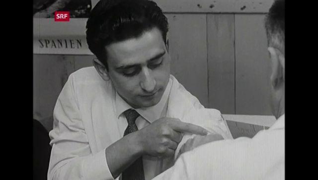 Tuberkulose-Impfung für Gastarbeiter