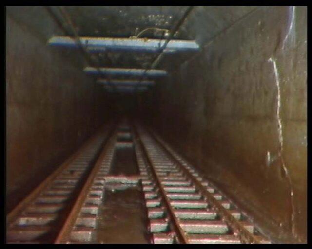 Modellbahn-Tunnel